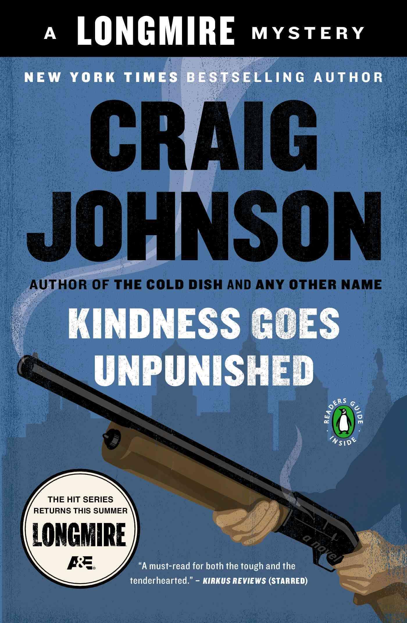 Kindness Goes Unpunished By Johnson, Craig