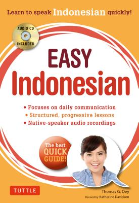 Easy Indonesian By Oey, Thomas G./ Davidsen, Katherine